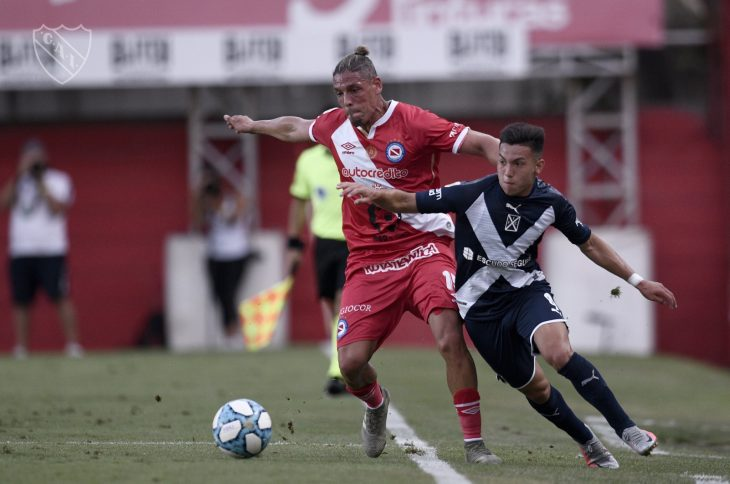 Uno por uno vs Argentinos Juniors