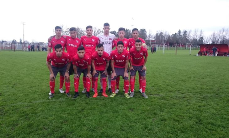 Inferiores: Jornada vs. Sarmiento