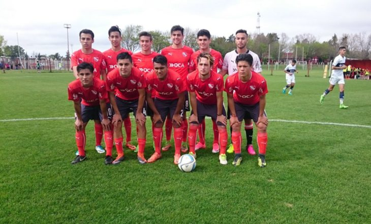 Inferiores: Jornada vs. Gimnasia